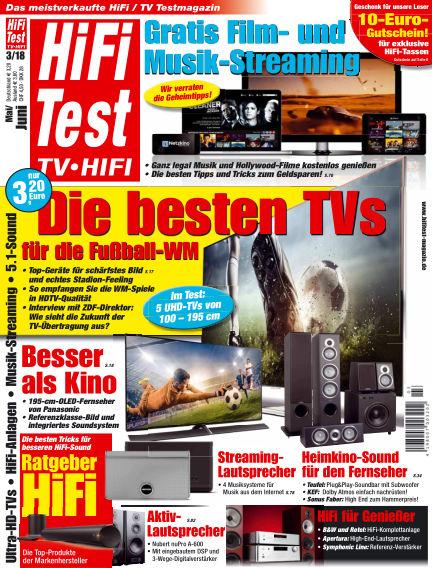 Read HiFI TEST TV • HIFI magazine on Readly - the ultimate magazine