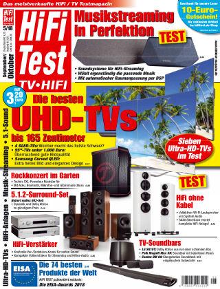 HiFI TEST TV • HIFI 05_2018
