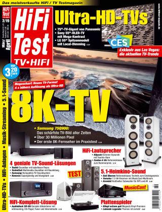 HiFI TEST TV • HIFI 02_2019