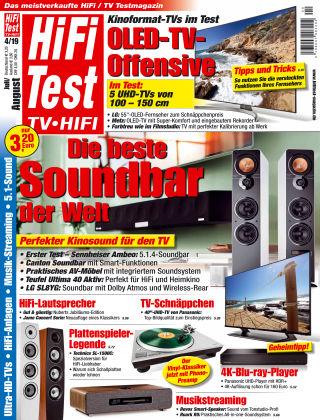 HiFI TEST TV • HIFI 04_2019