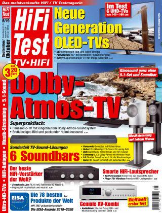 HiFI TEST TV • HIFI 05_2019