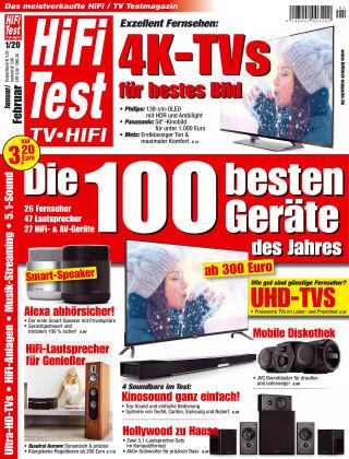 HiFI TEST TV • HIFI 01_2020