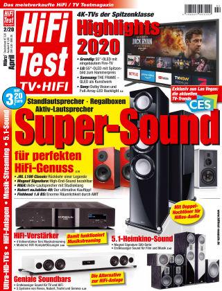 HiFI TEST TV • HIFI 02_2020