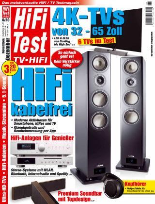 HiFI TEST TV • HIFI 06_2020