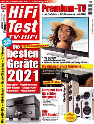 HiFI TEST TV • HIFI 01_2021