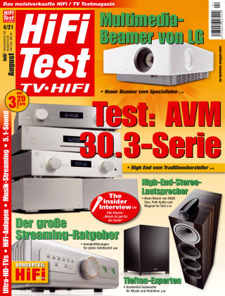 HiFI TEST TV • HIFI 04_2021