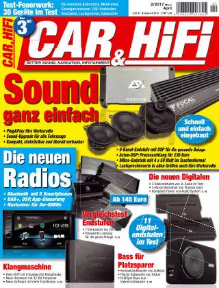 CAR&HIFI 02 2017