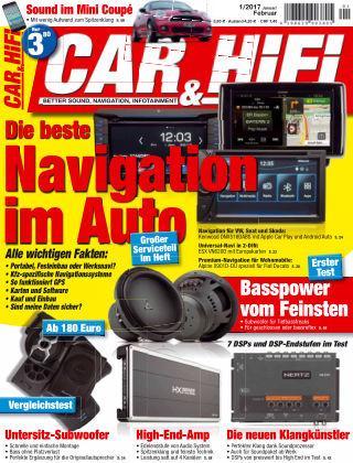 CAR&HIFI 01 2017