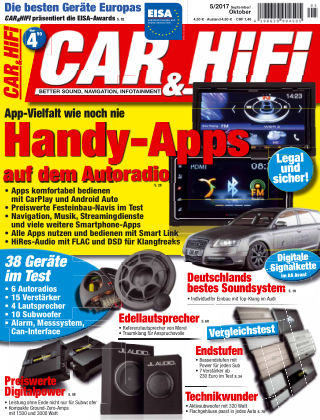 CAR&HIFI 05_2017