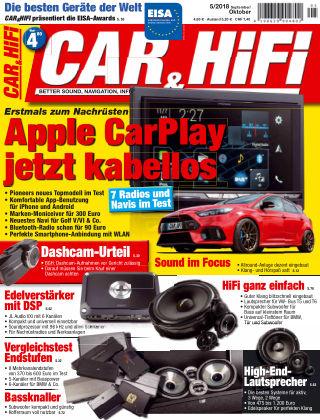 CAR&HIFI 05_2018