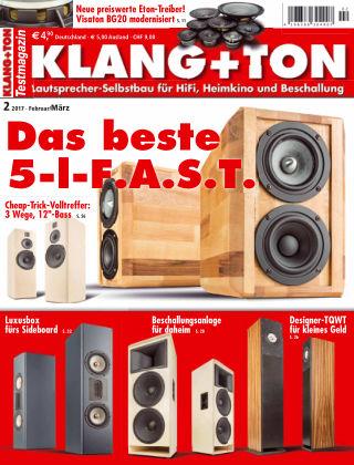 KLANG+TON 02 2017