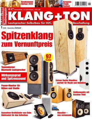 KLANG+TON 01_2020