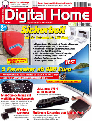 Digital Home 04 2016