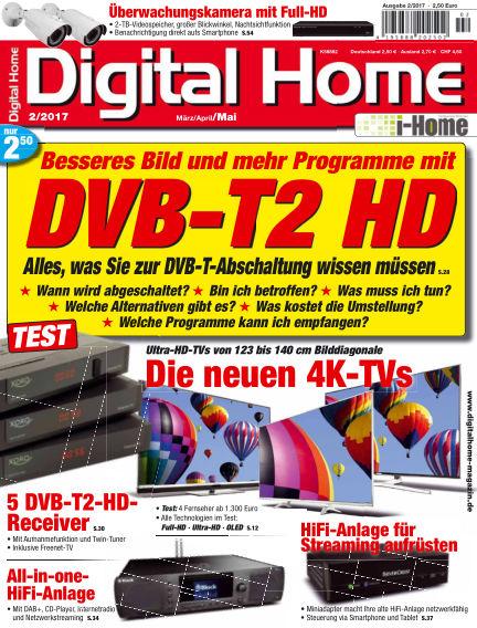 Digital Home April 08, 2017 00:00