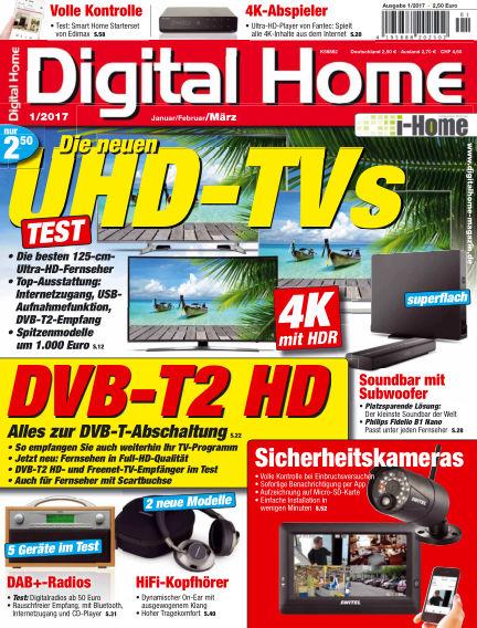 Digital Home December 23, 2016 00:00