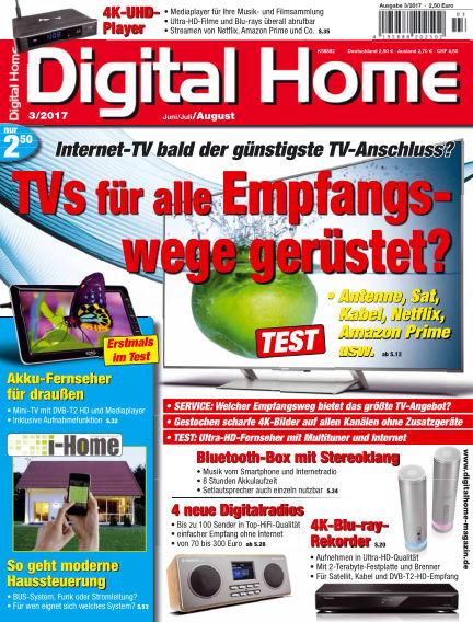 Digital Home June 09, 2017 00:00