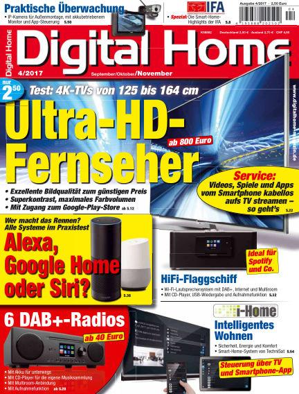Digital Home September 01, 2017 00:00