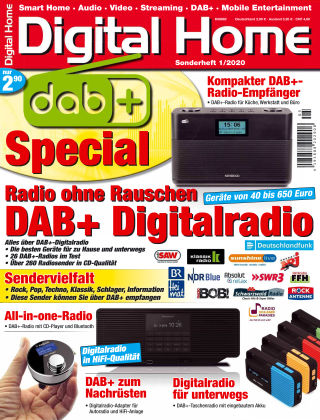 Digital Home DAB+ special