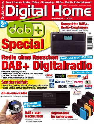 Digital Home DAB+ special