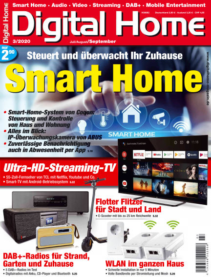 Digital Home July 03, 2020 00:00