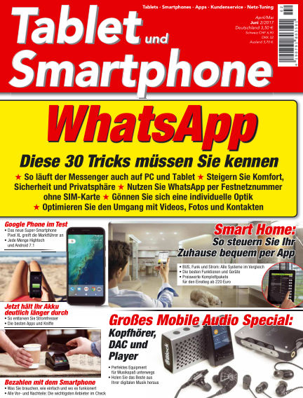 Tablet und Smartphone April 08, 2017 00:00