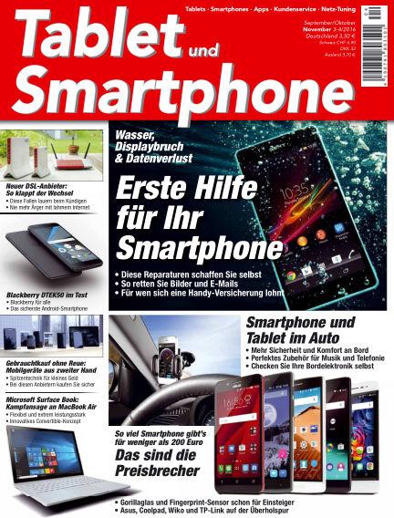 Tablet und Smartphone September 09, 2016 00:00