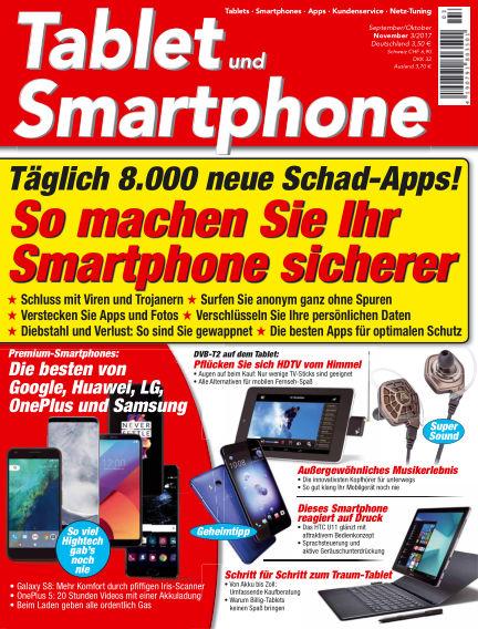 Tablet und Smartphone August 25, 2017 00:00