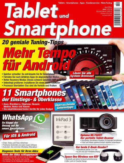 Tablet und Smartphone March 29, 2018 00:00