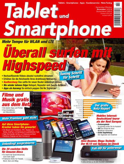 Tablet und Smartphone August 28, 2018 00:00