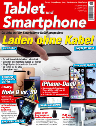 Tablet und Smartphone 01_2019