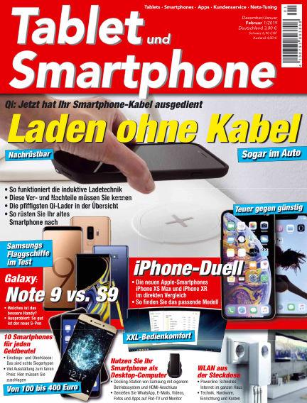 Tablet und Smartphone December 07, 2018 00:00