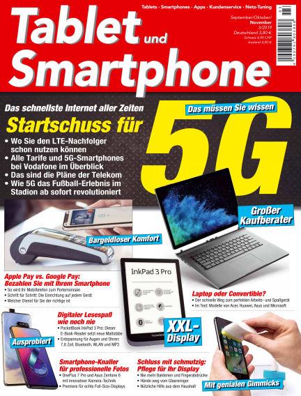 Tablet und Smartphone August 23, 2019 00:00