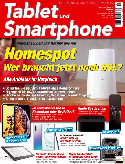 Tablet und Smartphone December 06, 2019 00:00