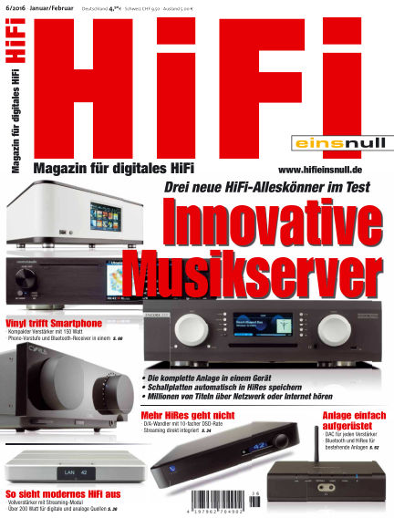 HiFi Einsnull December 16, 2016 00:00