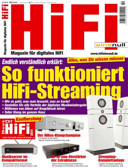 HiFi Einsnull April 21, 2017 00:00