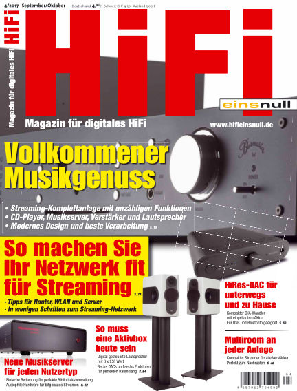 HiFi Einsnull August 18, 2017 00:00