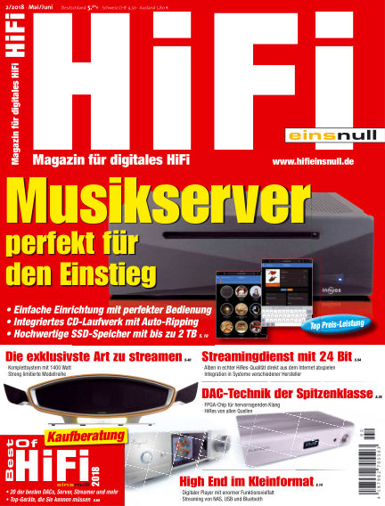 HiFi Einsnull April 20, 2018 00:00