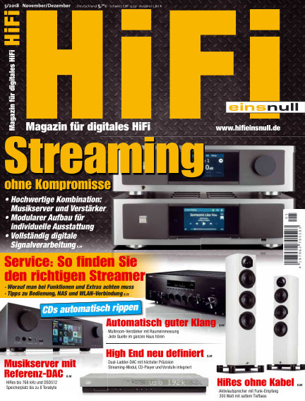 HiFi Einsnull October 19, 2018 00:00