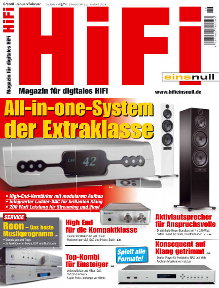HiFi Einsnull December 14, 2018 00:00