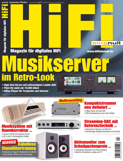 HiFi Einsnull August 16, 2019 00:00