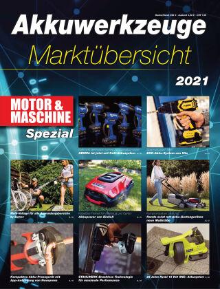 MOTOR & MASCHINE Spezial