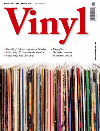 Vinyl - Das Schallplatten-Magazin (eingestellt) 01 2017