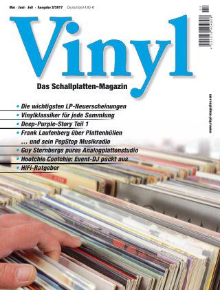 Vinyl - Das Schallplatten-Magazin (eingestellt) 02_2017