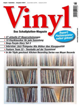 Vinyl - Das Schallplatten-Magazin (eingestellt) 03_2017