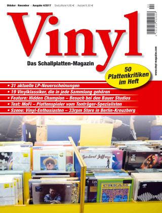 Vinyl - Das Schallplatten-Magazin (eingestellt) 04_2017