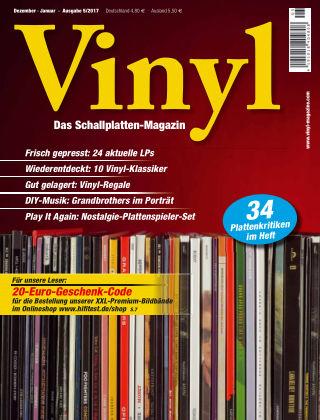 Vinyl - Das Schallplatten-Magazin 05_2017