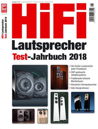 HiFi-Lautsprecher Test-Jahrbuch 01_2018