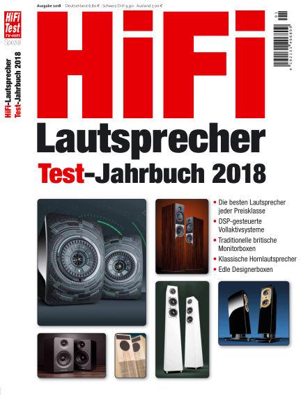 HiFi-Lautsprecher Test-Jahrbuch