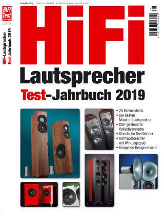 HiFi-Lautsprecher Test-Jahrbuch 01_2019