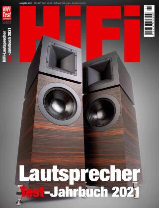 HiFi-Lautsprecher Test-Jahrbuch 01_2021